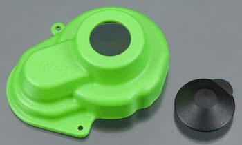 RPM Gear Cover Sealed Green TRA