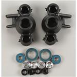 RPM Axle Carriers/Oversized Bearings Blk Revo