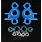 RPM Axle Carriers/Oversized Bearings Blue Revo