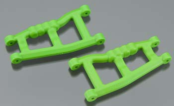 RPM Rear A-Arms Slash 2WD Green