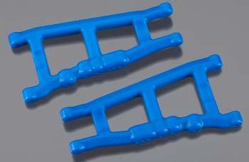 RPM Fr/Re A-Arms Blue SlashStampede 4X4