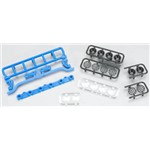 Roof Mount Light Bar Set Blue Nitro Slash