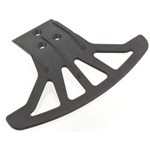 RPM Wide Fr Bumper Stampede 4x4 Black