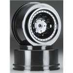 RPM Revolver Wheels, For Traxxas Slash 2Wd Front Or Nitro Slash, Bla