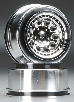 RPM Revolver Wheels Chrome Nitro Slash Front