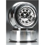 Revolver Wheels Chrome Nitro Slash Front