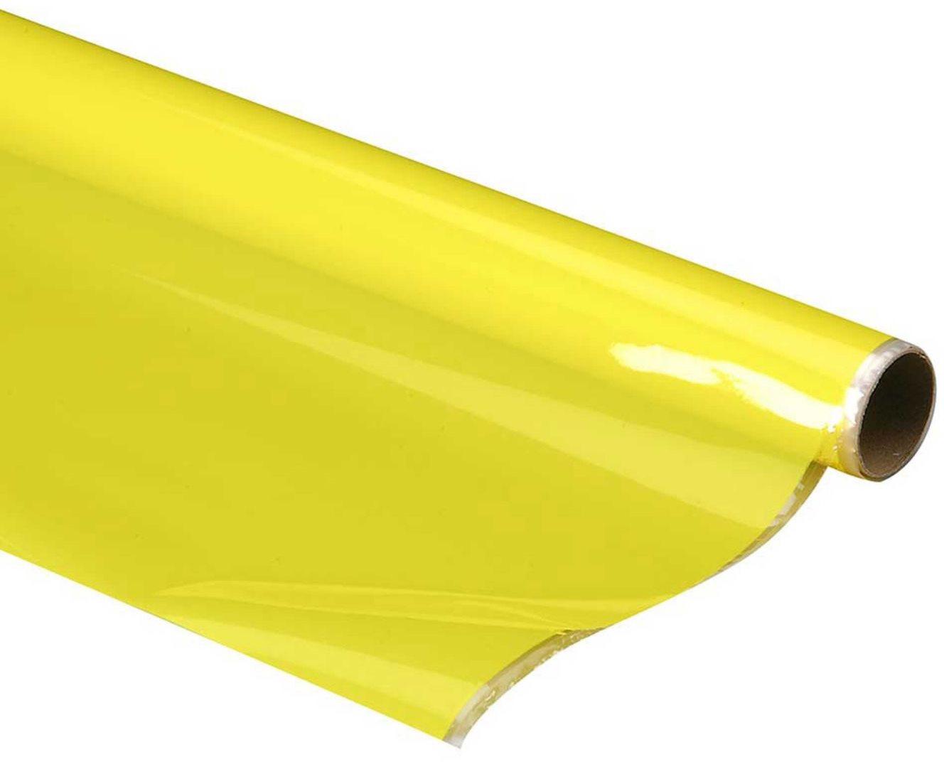 Top Flite MonoKote Transparent Yellow 6\'