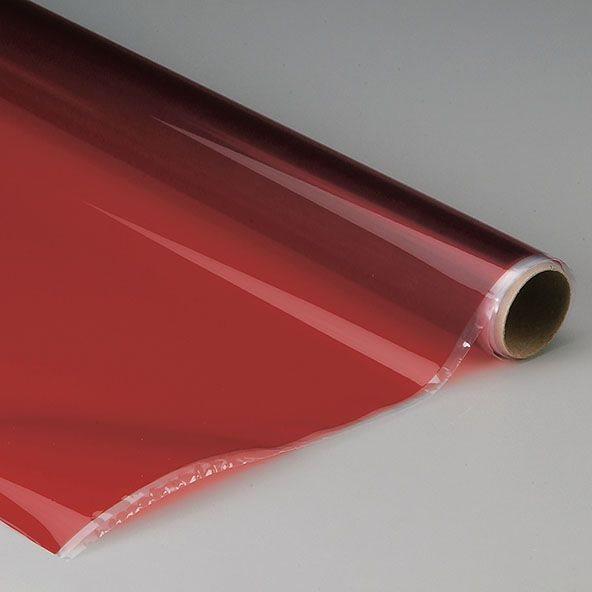 Top Flite MonoKote Transparent Red 6\'