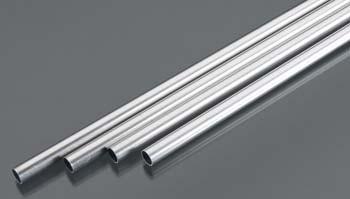"K+S Round Aluminum Tube 5/16x36\"" (4)"