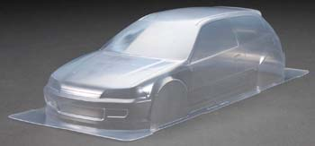 Tamiya Body Set Castrol Honda Civic VTi