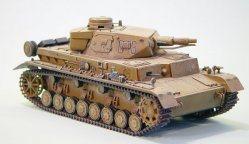 Tamiya 1/35 German Pzkpw Iv Ausfd Plastic Model Kit