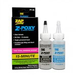 Z-Poxy 15 Minute Epoxy 4 Oz. Set
