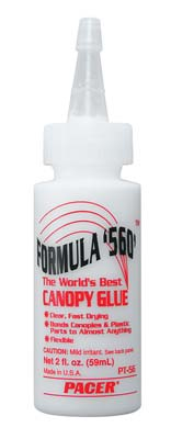 ZAP RIC 560 Canopy Glue 2 oz