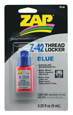 ZAP Threadlocker .20 oz