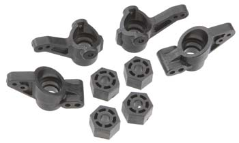 HPI Front/Rear Upright Set Left/Right