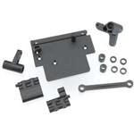 HPI ESC Plate/Steering Bellcrank Bullet Flux