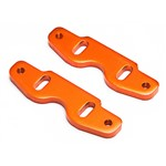 Engine Mount Adapter 4mm Trophy Series Orange