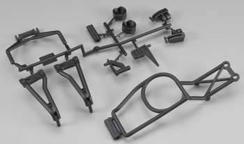 HPI Roll Cage Set Savage XL