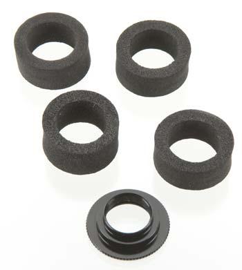 HPI Servo Saver Foam w/Adjust Nut (2)
