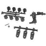 Steering Arm/Servo Saver Set