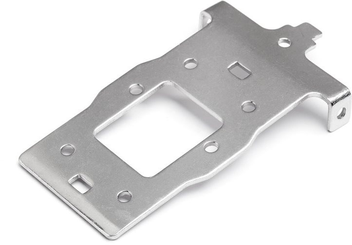 HPI Rear Lower Chassis Brace, 1.5Mm, Savage Xs