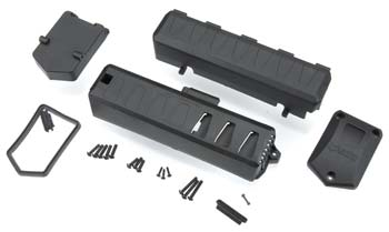 HPI Battery Cover/Rx Case Set