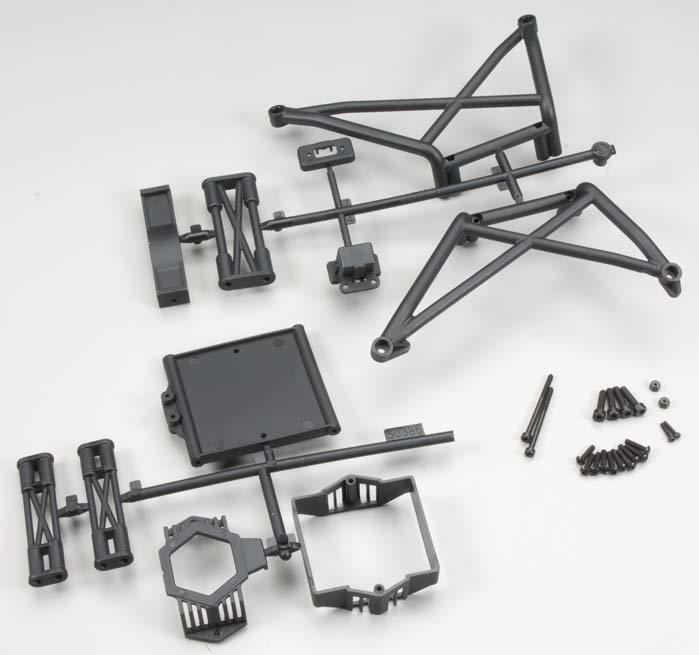 HPI Roll Bar/ESC Mount Set