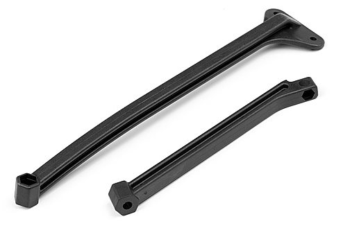 HPI Chassis Stiffener Set, For The Apache C1