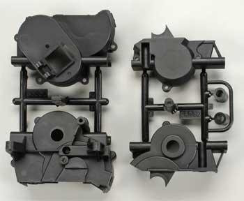 HPI Center Gear Box/Bulkhead Set Savage X