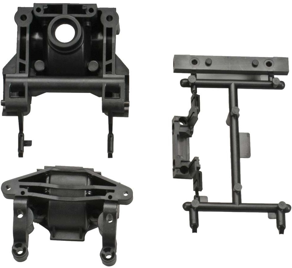 HPI Gear Box/Bulkhead Set Savage X