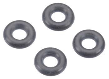 HPI O-Ring P-3 Black (4)