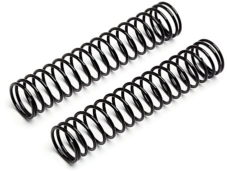 HPI Shock Spring, Rear, Black (Trophy Buggy)