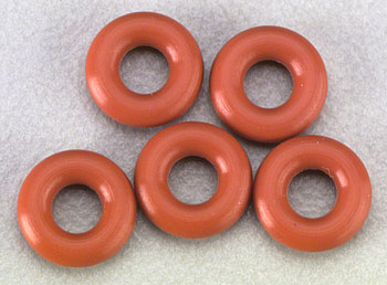 HPI Silicone O-Ring P-3 Red