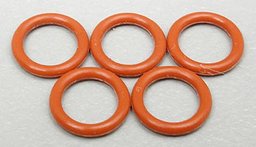 HPI Silicone O-Ring Red (5)