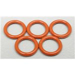 Silicone O-Ring Red (5)