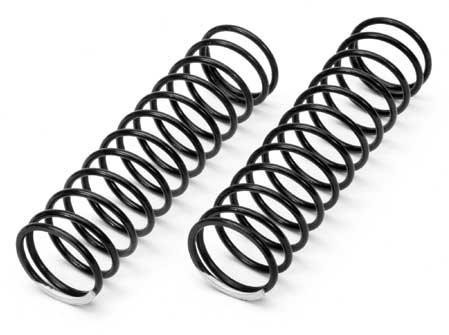 HPI Shock Spring, 18X80x1.8Mm, 12.5 Coils, White, 159Gf/Mm