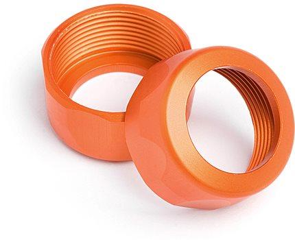 HPI Shock Cap, 20X12mm, Orange, (2Pcs), Baja 5T/Ss