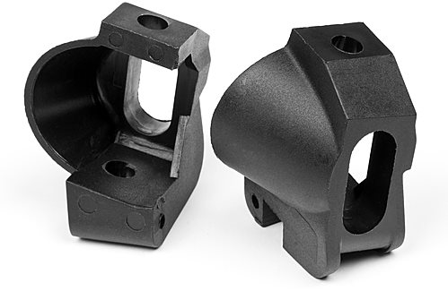 HPI Front Hub Carriers, 22 Degree, Trophy Buggy