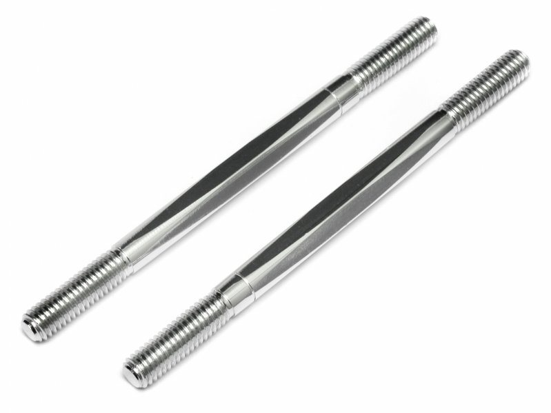 HPI Turnbuckle, 6X69mm, (2Pcs), Baja 5