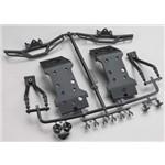 HPI Bumper/Skid Plate Set
