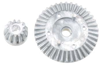 Axial Bevel Gear Set (38/13)