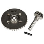 Axial H/D Bevel Gear 38T Scorpion