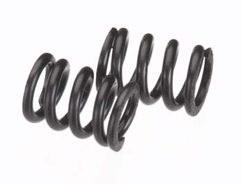 Axial Slipper Spring 8.5x12 165lbs/In Black (2)