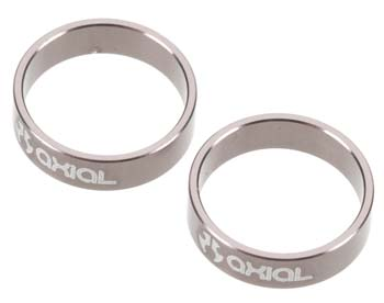Axial WB8 Driveshaft Retainer Ring Aluminum