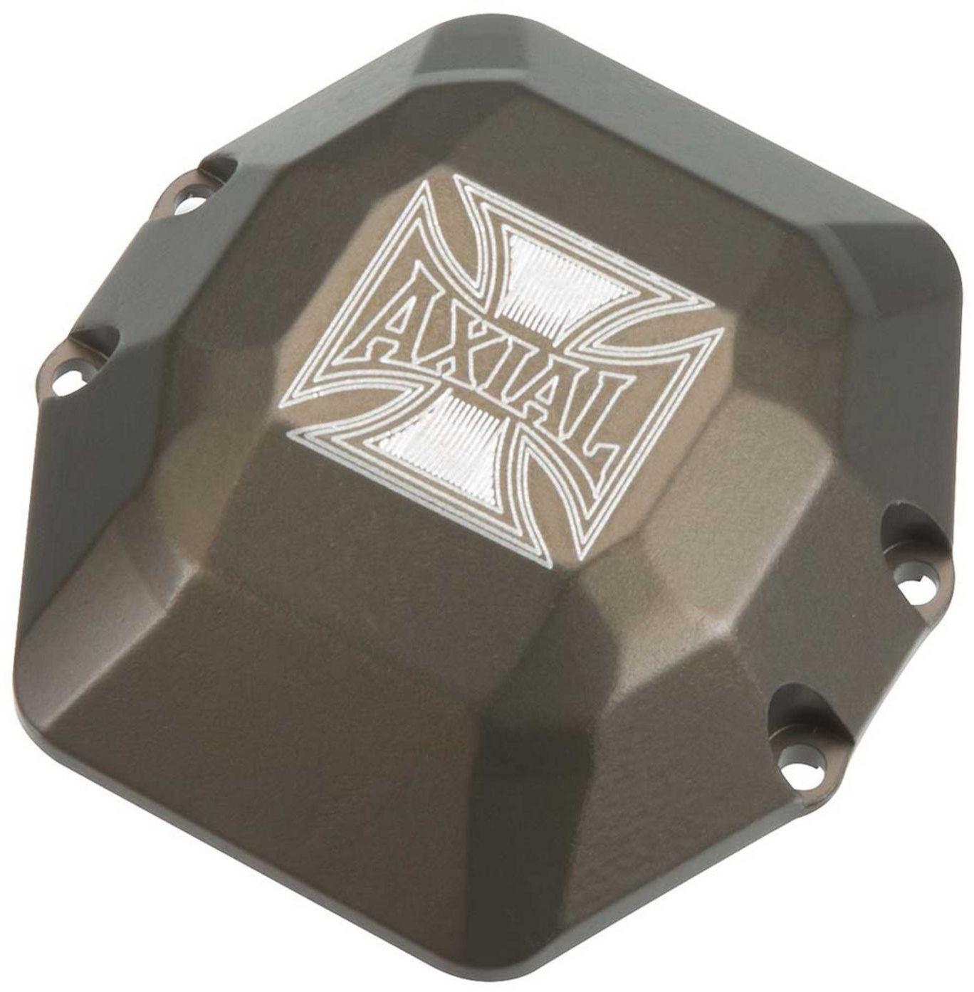 Axial AR60 OCP Machined Low-Pro Diff Cover