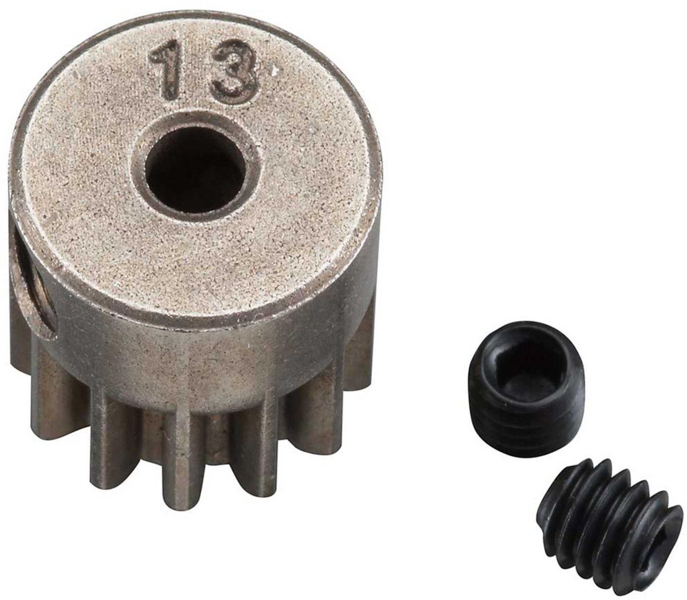 Axial Pinion Gear 32P 13T Steel 3mm Motor Shaft