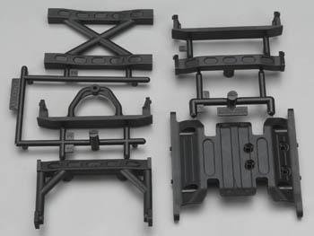 Axial Frame Brace SCX10