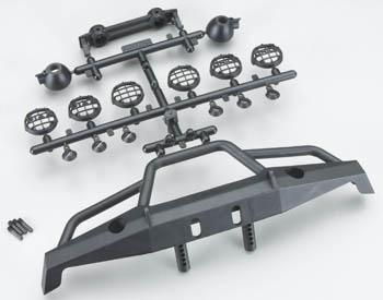 Axial 1/10 Front Plate Bumper Set