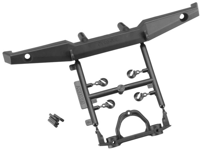 Axial 1/10 Rear Plate Bumper Set
