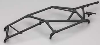 Axial Tube Frame Side Right Wraith